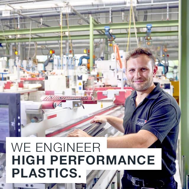 GEHR GmbH | Plastics engineered by GEHR